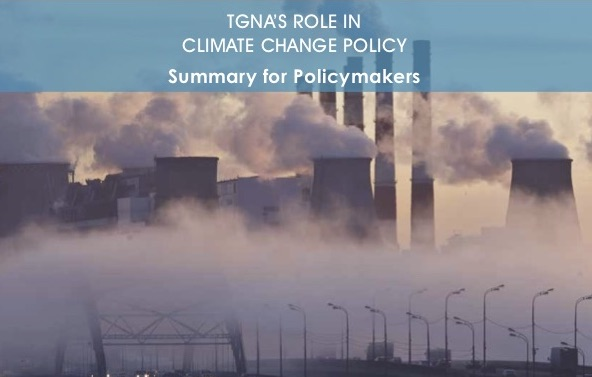 Report: TGNA'S Role in Climate Change Policy – Summary for Policymakers