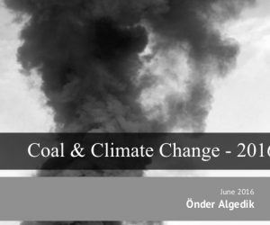 Coal & Climate Change 2016 Report